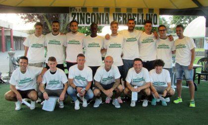 Zingonia Verdellino presentazione in grande stile per la nuova squadra