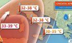 Una forte ondata di caldo in arrivo METEO