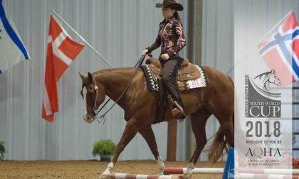 Equitazione ragazza di Brembate trionfa in Texas
