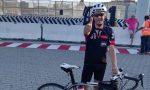 Fino in Corsica in bici per combattere lo stress