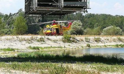 Ancora tragedia nel fiume: muore annegato per salvare figlia e nipote