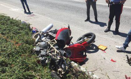Incidente Fontanella, muore un artigiano FOTO