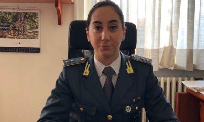 Guardia di Finanza Crema, arriva il Tenente Gaia Sorge