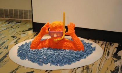 La carica dei 600mila mattoncini LEGO in mostra FOTO