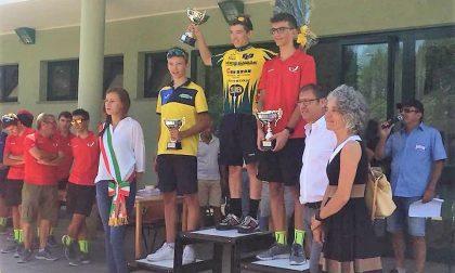Ciclismo Esordienti 1° anno, successo in volata dell'atleta della Imbalplast Soncino
