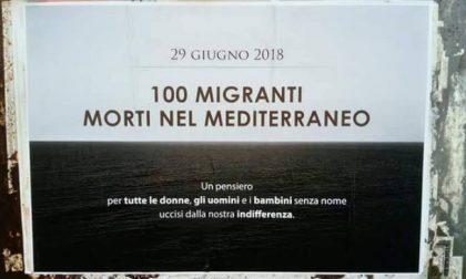 Il dramma dei migranti sulle carte funebri di Trezzo