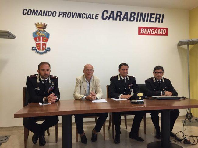 Operazione Occhialino parla il capitano dei carabinieri VIDEO