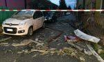 Tromba d'aria a Pozzo, danni e feriti VIDEO