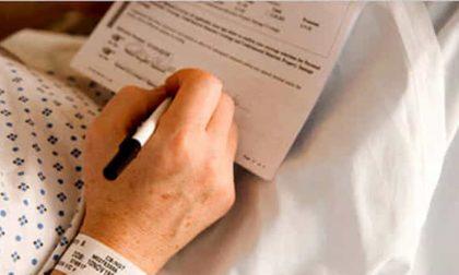 Biotestamento: Pognano approva il registro delle Dat