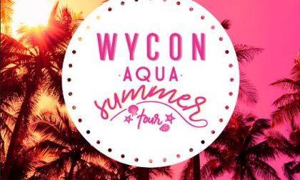 Estate rovente con Wycon Aqua Summer Tour