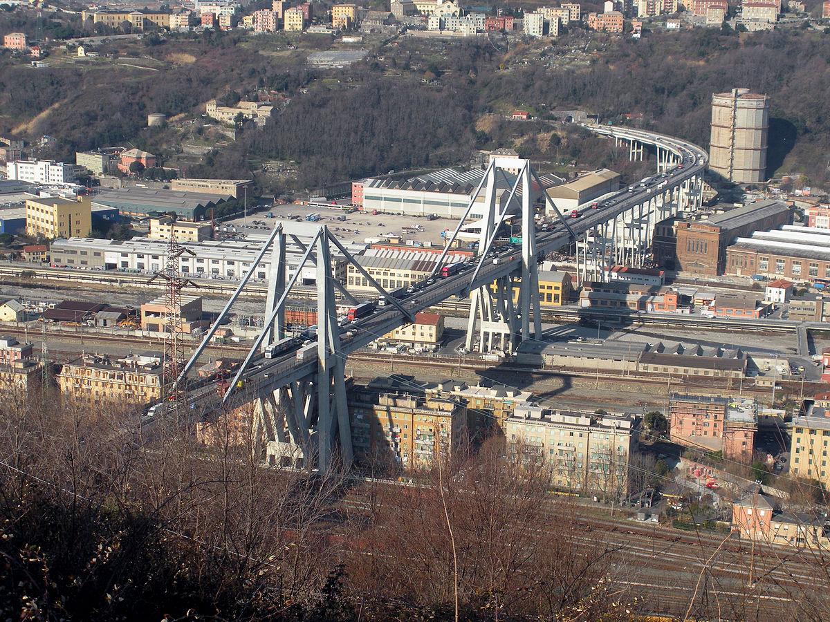 Crollo ponte genova