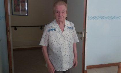 Addio Maria Gritti la decana del paese spenta a quasi 102 anni
