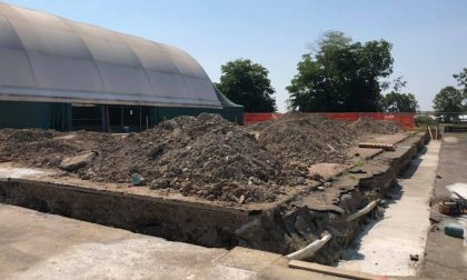 Nuovo centro sportivo: spazio a basket e pallavolo