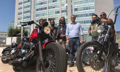 La Regione premia i bikers: parlano Fratelli e Malanchini