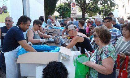 Pane e ceci a San Lorenzo, un rito che si rinnova FOTO