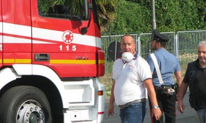 "Incendi Zingonia, Bagini: ""Noi coinvolti? Assurdo"""