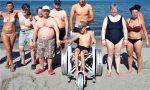 Disabili in vacanza? In dono alla Caritas una carrozzina da spiaggia