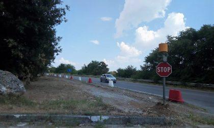 Nuova pista ciclo-pedonale lungo la Provinciale Francesca
