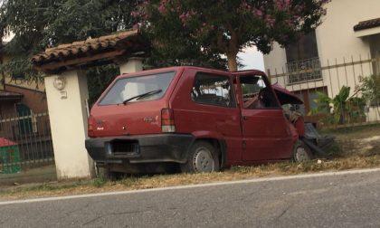 Ancora grave dopo l'incidente lo scultore Giacomo Ghezzi