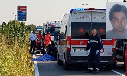 Incidente Romano, chi è la vittima dello schianto FOTO