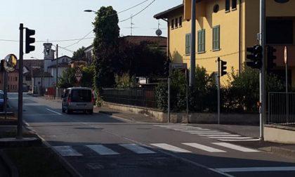Più sicurezza col semaforo rosso-stop