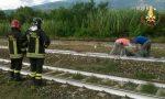 I bimbi uccisi dal treno in Calabria abitavano nel milanese