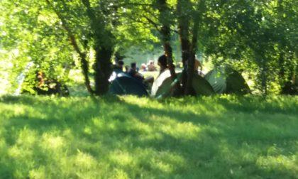 Cassano blitz della Locale a Ferragosto contro campeggiatori abusivi