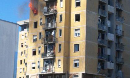Ancora un incendio a Zingonia