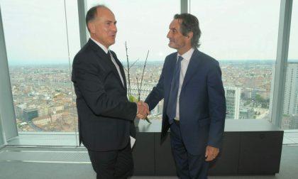 """Summit tra Fontana e l'ad di Ferrovie: """"A ottobre nuovi treni in Lombardia"""""""