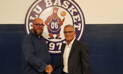 Nuovo socio per la Blu Basket: è Stefano Lamera