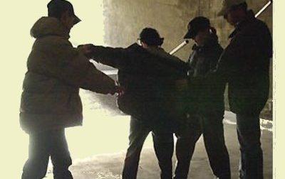 Bulli alla sagra di San Lorenzo sfidano il vicesindaco