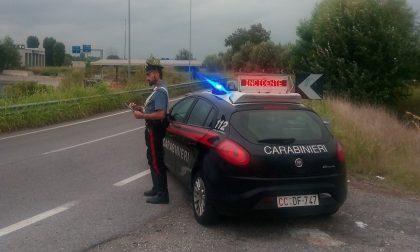 Incidente in auto denunciati per guida sotto effetto di droga
