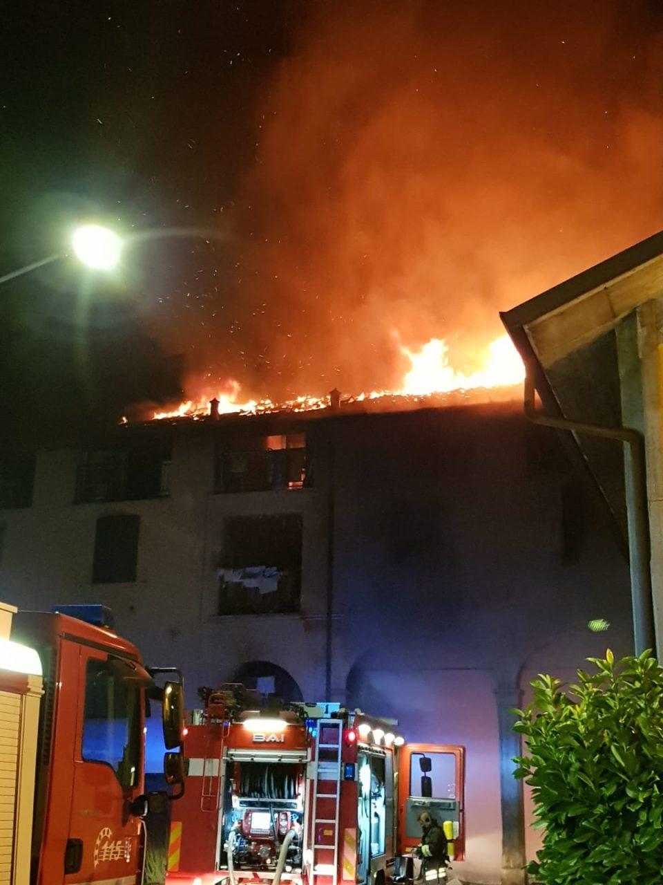 Incendio Romano