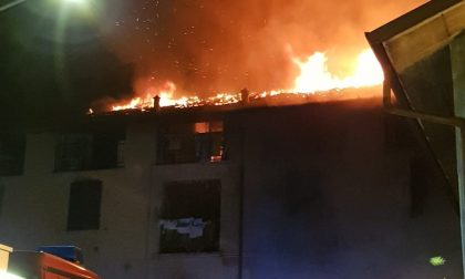 Incendio Romano, ecco come aiutare gli sfollati