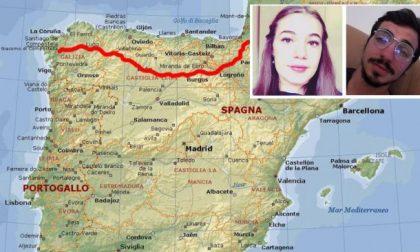 Due giovani lombardi spariti sul cammino di Santiago