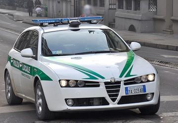 Folle fuga a bordo di un'auto rubata a Romano: paura  sul Lago