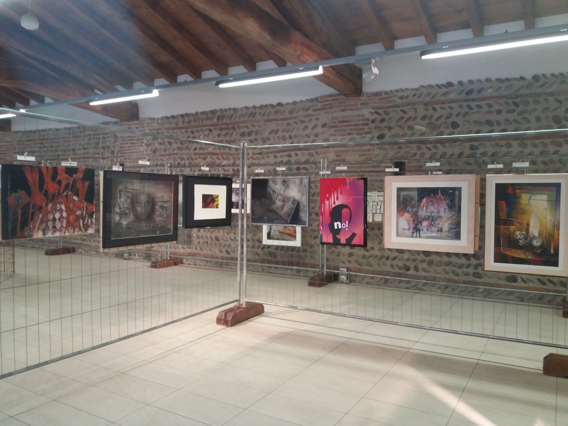 """Concorso di pittura """"3Art"""", l'estemporanea cattura Spirano - Giornale di Treviglio - Giornale di Treviglio"""