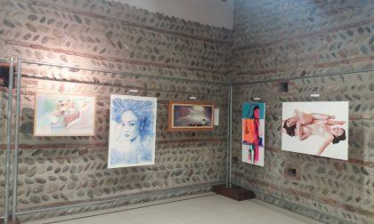 Concorso di pittura 3Art, cento opere in esposizione FOTO