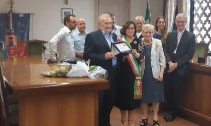 Premio Belloli 2018: il Comune premia i volontari Reduzzi e Monticelli