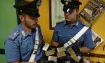 Blitz antidroga trovati 7 panetti d'hashish a Zingonia
