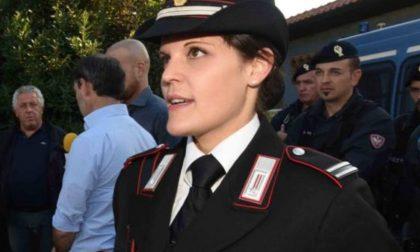 Maresciallo Annalisa Manfreda trasferita all'anticrimine di Udine