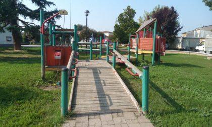 Rivoluzione sicurezza al parco Minori osservanti di Pianengo