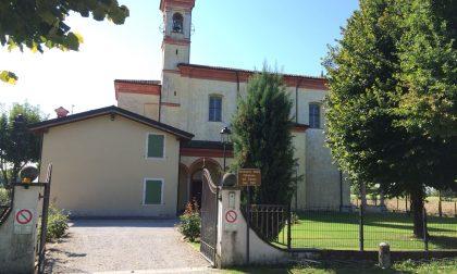 Bike sharing e chiosco bar alla Madonna dei Campi di Brignano