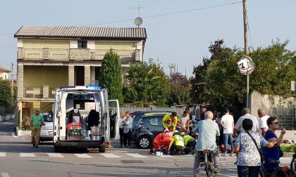 Grave incidente a Romano, ferito un 17enne