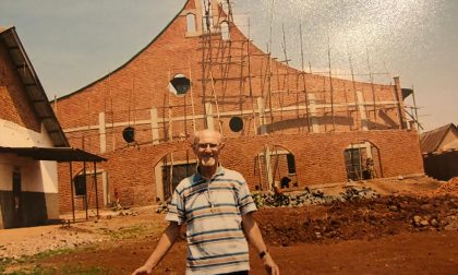 Brignano dice addio a padre Italo Noris
