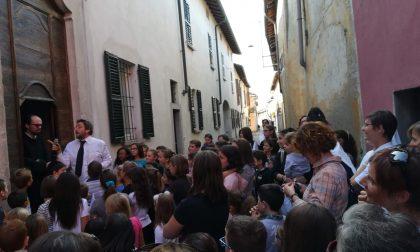 Continuano i festeggiamenti per don Francesco Spinelli – FOTO