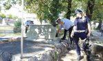 Cane poliziotto fascista, è polemica sul pastore tedesco della locale