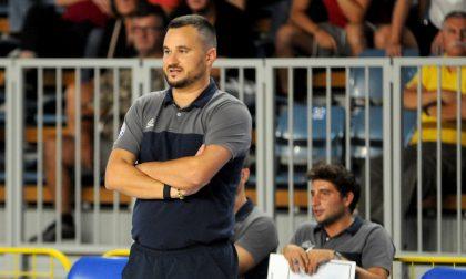 Coach Adriano Vertemati allenerà la Nazionale Under 20