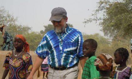 Missionario rapito in Niger ansia nel cremasco per Pierluigi Maccalli