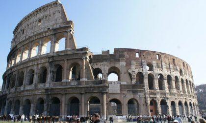 A Roma a piedi per ritrovare se stessa